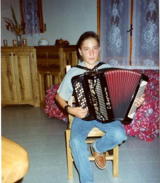 Davide E La Sua Fisarmonica